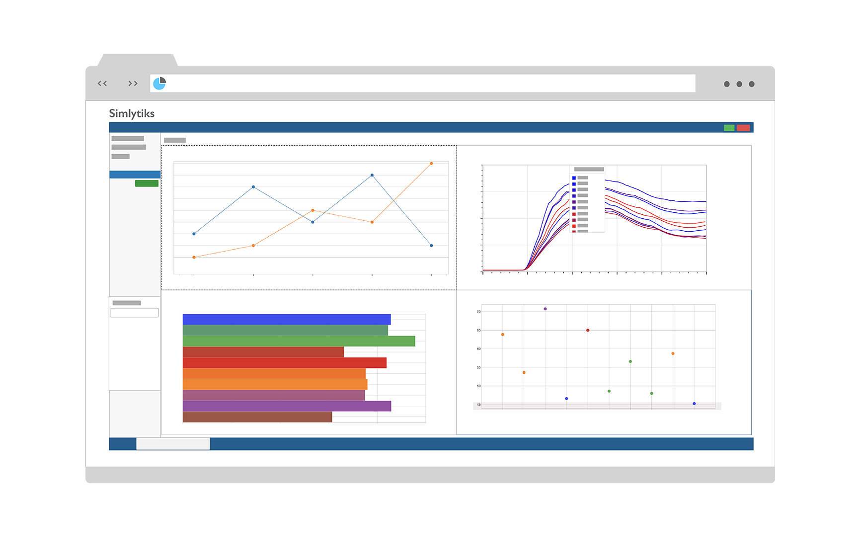 Synchronous Data Visualizers