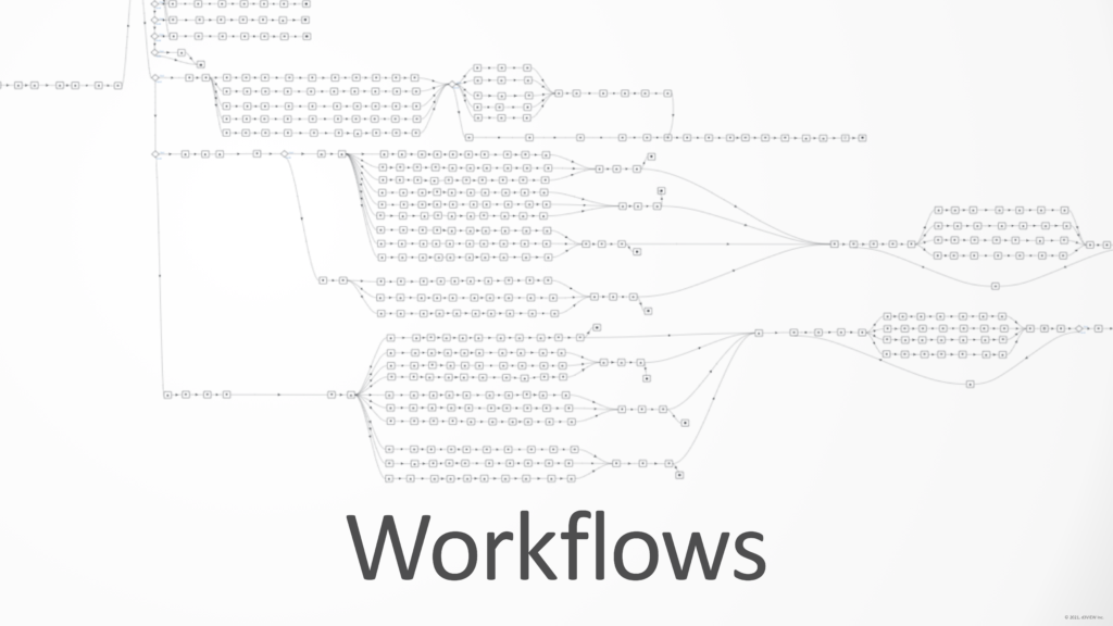 New and Refined Workflows User Interface (and a sneak peak into Workflows)